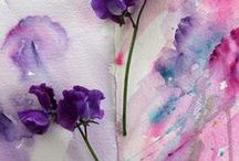 watercolours / by Josephine March