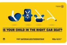 Child Passenger Safety / by Children's Safety Network