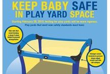Baby Safety / September is Baby Safety Month. Pins ≠ endorsement / by Children's Safety Network