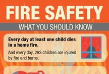 Fire & Burn Prevention / by Children's Safety Network