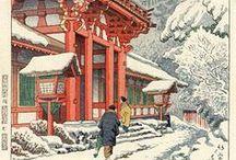 Ukiyo-e / Ukiyo-e, Shin-anga et autres Estampes Japonaises / by Venezia Yule-Lutin