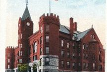 Vintage Bridgeport Postcards / by Bridgeport Public Library