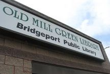 Old Mill Green Branch / Bridgeport Public Library / by Bridgeport Public Library