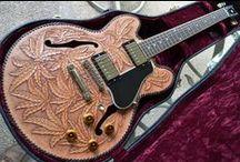 Guitars / by Rick Burrington