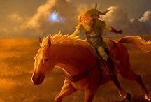 Zelda / by Gina BVB