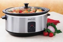 crock pot / by Christy Sturdivant-Buitendorp