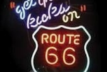 Route 66 / by Dianna Winsett