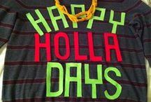 Holidays / by Samantha Crocker