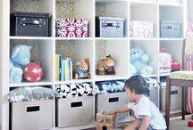 Storage Ideas / by Sian Hobbs