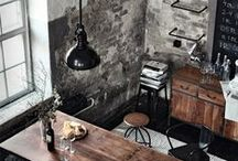 Industrial Chic / by Rugs USA