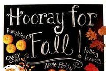 Fall / by Amanda Hua