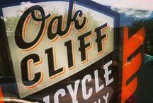 Oak Cliff / Dallas, TX / by Amanda Hua
