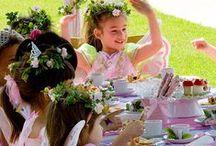 Fairy Tea Party / Library program inspiration.  / by Amanda Hua