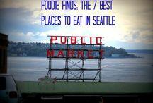Sleepless till Seattle / by Michelle Ingua