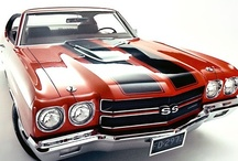 Muscle  / Classic American Power / by Nicolas Perez