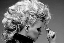 Her hair / Beautiful hair / by Nicolas Perez