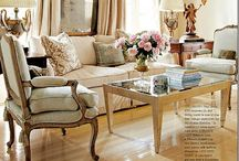Styles- French  / From Paris to the Country Side the look of French Living. / by Indigo Skies Design