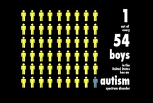 Autism: Infographs / by The Big A Word