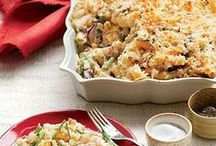 Casseroles. Don't judge me. / by Kristin Young