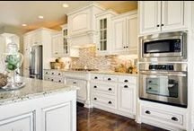 Kitchens / by cathy mizelle
