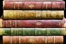 ♔ colleCTinG | Old BooKs ♥ / by MyFairyLily