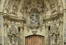 "Doorways of churches / Goal: 1,000 ""In your eyes....."" Peter Gabriel lyrics / by Nancy Haussmann"
