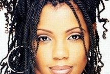 I AM NOT MY HAIR / BLACK HAIR, STYLES, TEXTURES, LENGTHS!  OUR VERSATILITY IS UNMATCHED / by Regina Reynolds-Morris