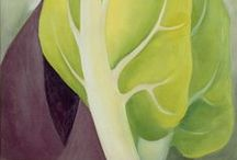 Culture - O'Keeffe / O'Keeffe's art and life / by Ali Jann