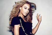 Beyoncé Knowles / Beyoncé Giselle Knowles-Carter, simply known as Beyoncé, is an American recording artist and actress. / by Michelle Caroline