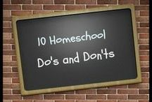 Articles about Homeschooling / by AFHE Homeschool