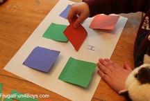 Preschool Activities / by AFHE Homeschool