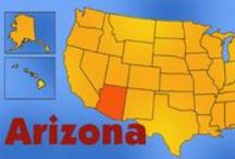 Let's Learn about Arizona / by AFHE Homeschool