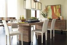 Favorites: Dining Rooms / by E Dimp