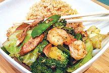 Clean Eating / Fat burning healthy food / by Debbie Halsey