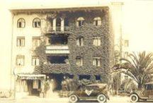 La Valencia over the years... / History and memorabilia over the last century...  / by La Valencia Hotel