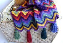 ECLECTIC / Crochet eye candy / by daniellajoe