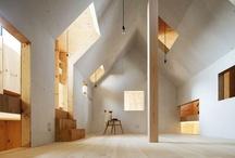 Arquitetura e Interiores / Projetos e obras de arquitetura e interiores. / by Olympio Augusto Ribeiro