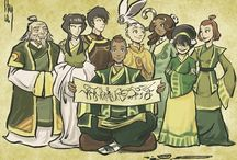 I'm the Avatar and you got to deal with it!!!!!!! / Avatar the best series Nick has to offer!!!!!  / by Guess Rodriguez