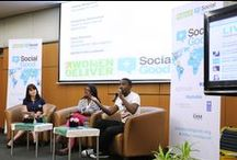 Women Deliver +SocialGood / Quotable moments and photos from our launch event on May 27 in Malaysia!  / by PlusSocialGood
