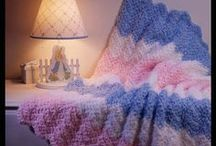 crochet and knitting / by Annette Tait