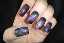 NAILS~ DESIGNS I'VE DONE OR WANT TO DO! / by Vamp Rva