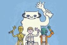Star Wars! / by Allison French