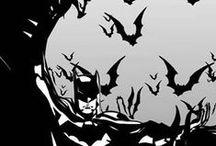 Na na na na na na.. BATMAN! / by Allison French
