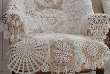 cushions and pillows / by Glenda Ford