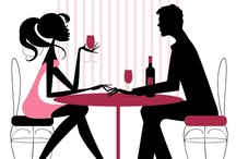 dinner for two / by Glenda Ford