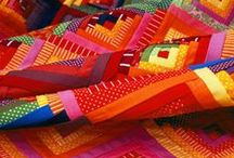 Beautifully Pieced Quilts / by Cynthia Brunz Designs