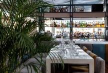 Cafe & Restaurant / by Handan Ozbek