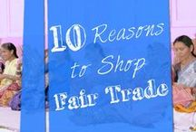 Fair Trade Info/Graphics/Videos / by Fair and Square Imports