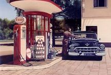 Vintage Service Station / by Emile Miglia