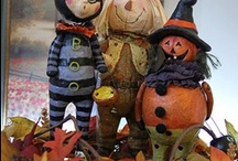 halloween  and fall  / by Debbie